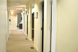 Keowee Family Dentistry Hallway