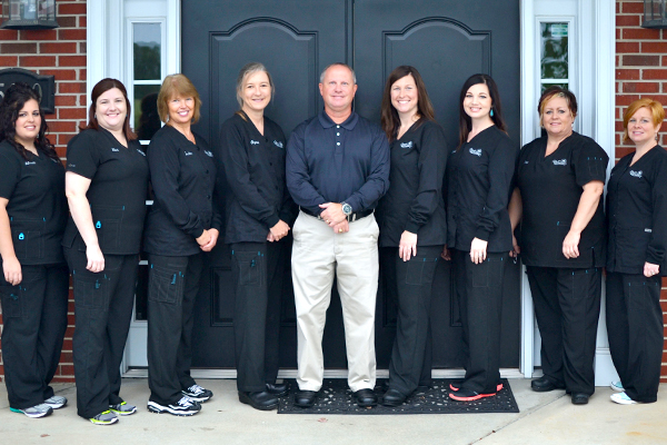 Keowee Family Dentistry Team